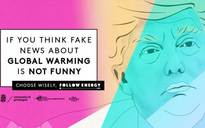 Global Warming is not funny